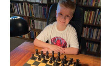 Meet 10-year-old Alec Pobanz, chess with a European flair!