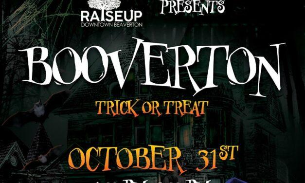 BOOverton Trick-or-Treat Returns to Life! BOOverton is back!