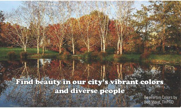 Beauty is all around us in vibrant colors and diverse cultures